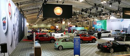 Fiat 2017 New York Auto Show