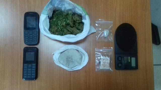 Συνελήφθη 51χρονος με 98,1 γραμμάρια ηρωίνης