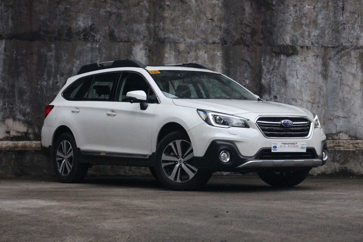 review 2018 subaru outback 3 6r s eyesight philippine car news car reviews automotive. Black Bedroom Furniture Sets. Home Design Ideas