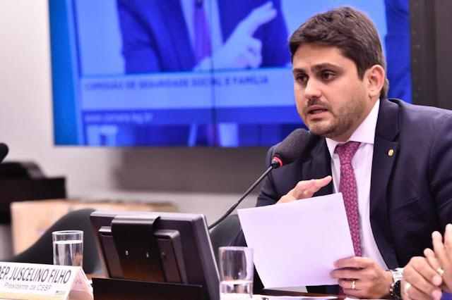 Deputado Juscelino Filho apoia ampliação da faixa etária para educação básica gratuita!!!