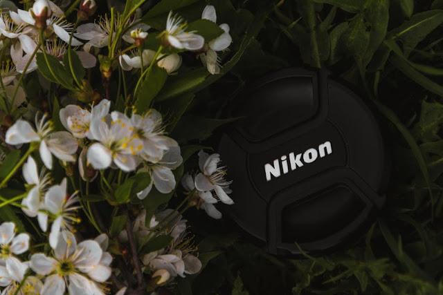 Nikon D850  front cover