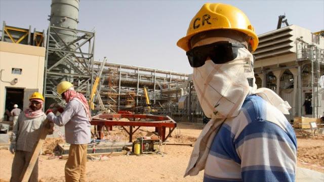 Economía saudí a la deriva mientras el desempleo no para de subir