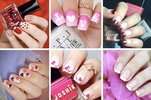 Valentine S Day Nail Art Ideas Love Is In The Air