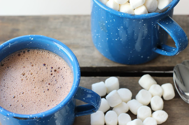 Nutella Hot Chocolate recipe from Served Up With Love
