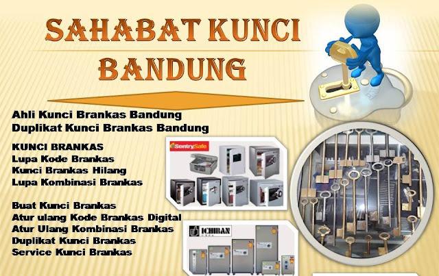 Ahli Kunci Brankas Bandung dan Duplikat Kunci Brankas Panggilan