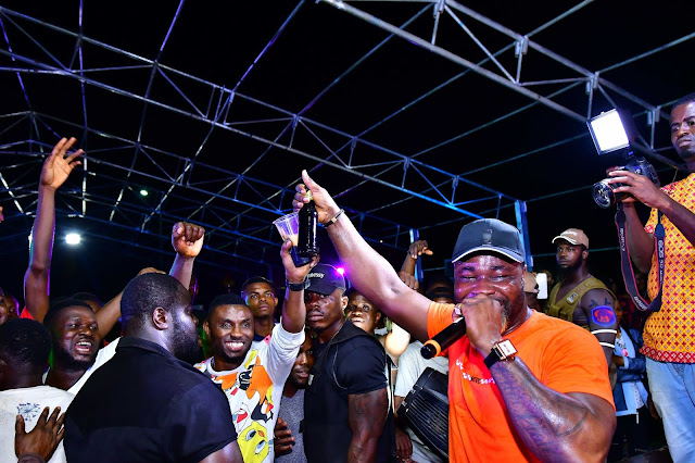 DSC 1934 - Harrysong thrills fans at Legend's Real Deal Experience Concert in Enugu