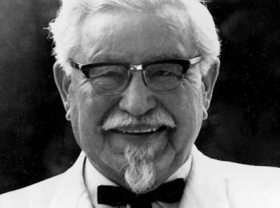 Fakta Menarik Tentang Kolonel Sanders Sang Penemu KFC