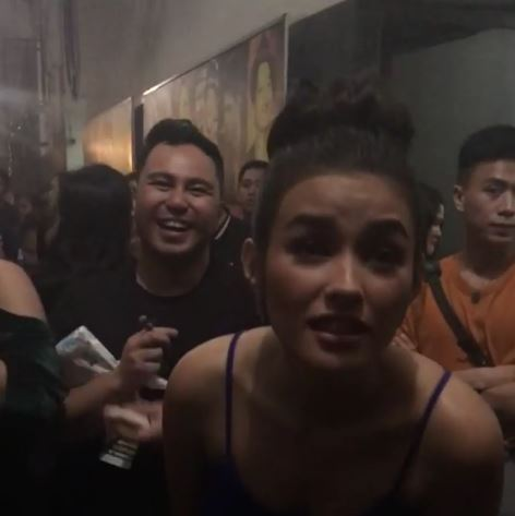 MUST WATCH: Angel Locsin Is Having A Good Time With Friends Anne, Bea, and Liza!