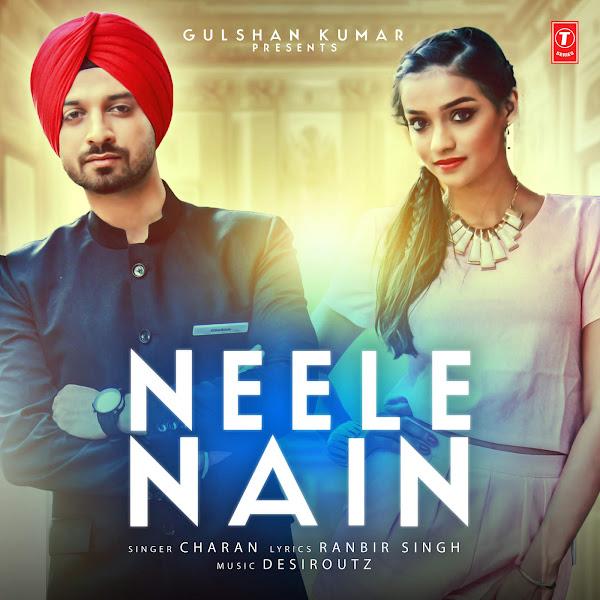 Charan - Neele Nain - Single Cover