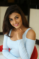 Anisha Ambrose Latest Pos Skirt at Fashion Designer Son of Ladies Tailor Movie Interview .COM 1015.JPG