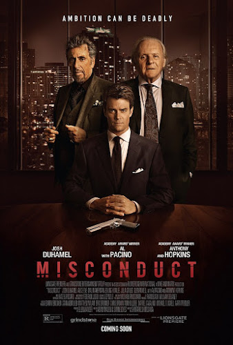 Download Misconduct (2016) Movie Subtitles
