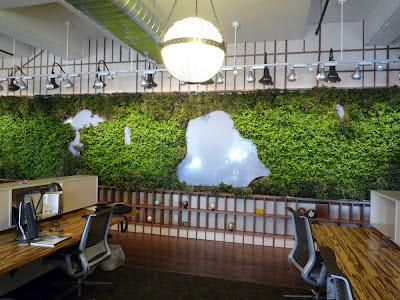 Interni giardini verticali - Giardini verticali interni ...