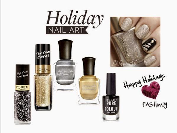 Teacher Tip Thursday: DIY Holiday Nail