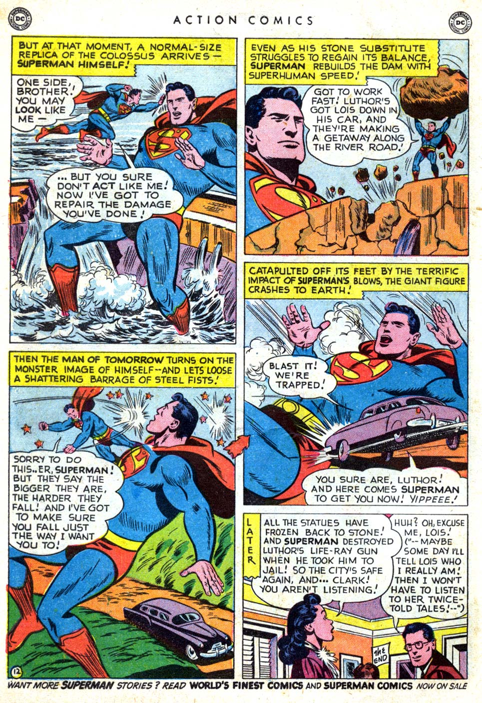 Read online Action Comics (1938) comic -  Issue #146 - 14