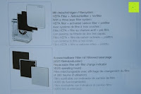 Filter Funktion: Beurer LR 300 Luftreiniger mit HEPA Filter für 99,5% Filterleistung, ideal bei Heuschnupfen und zur Allergievorbeugung
