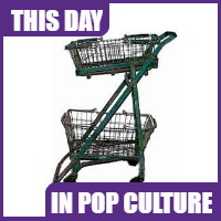 The first shopping car was used on June 4, 1937.