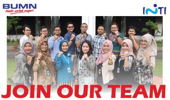 Rekrutmen PT INTI (Persero)