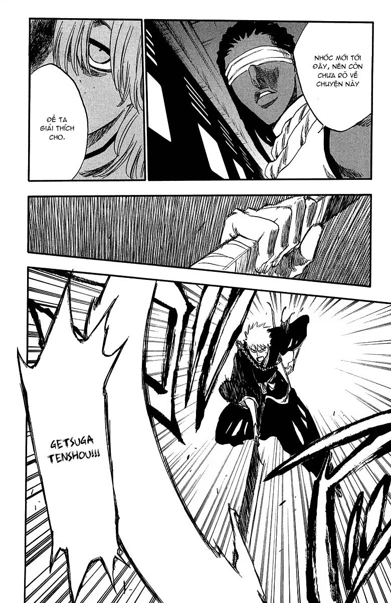 Bleach chapter 250 trang 19