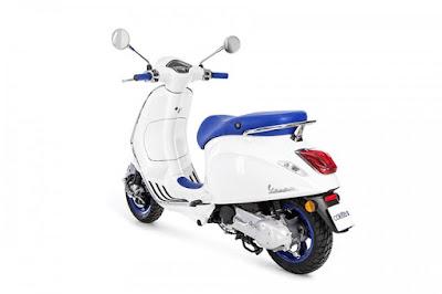 Scooter Vespa x Colette
