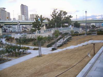 中之島公園・バラ園