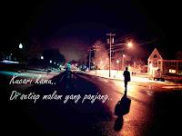Lirik lagu Payung Teduh - Kucari Kamu