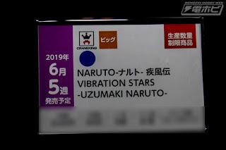 Naruto Uzumaki Vibration Stars de Naruto
