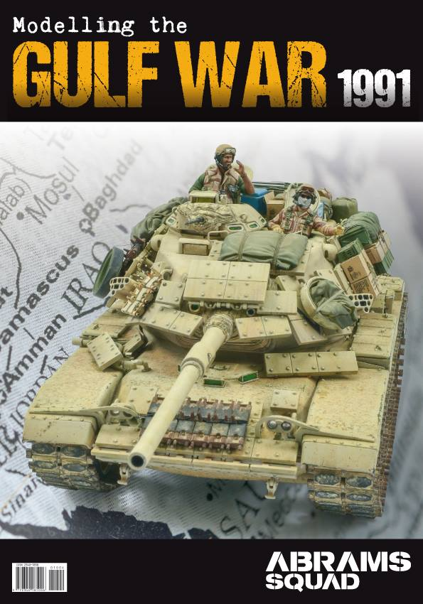 The modelling news pla editions latest special edition goes pla editions latest special edition goes back to the 1991 gulf war sciox Image collections