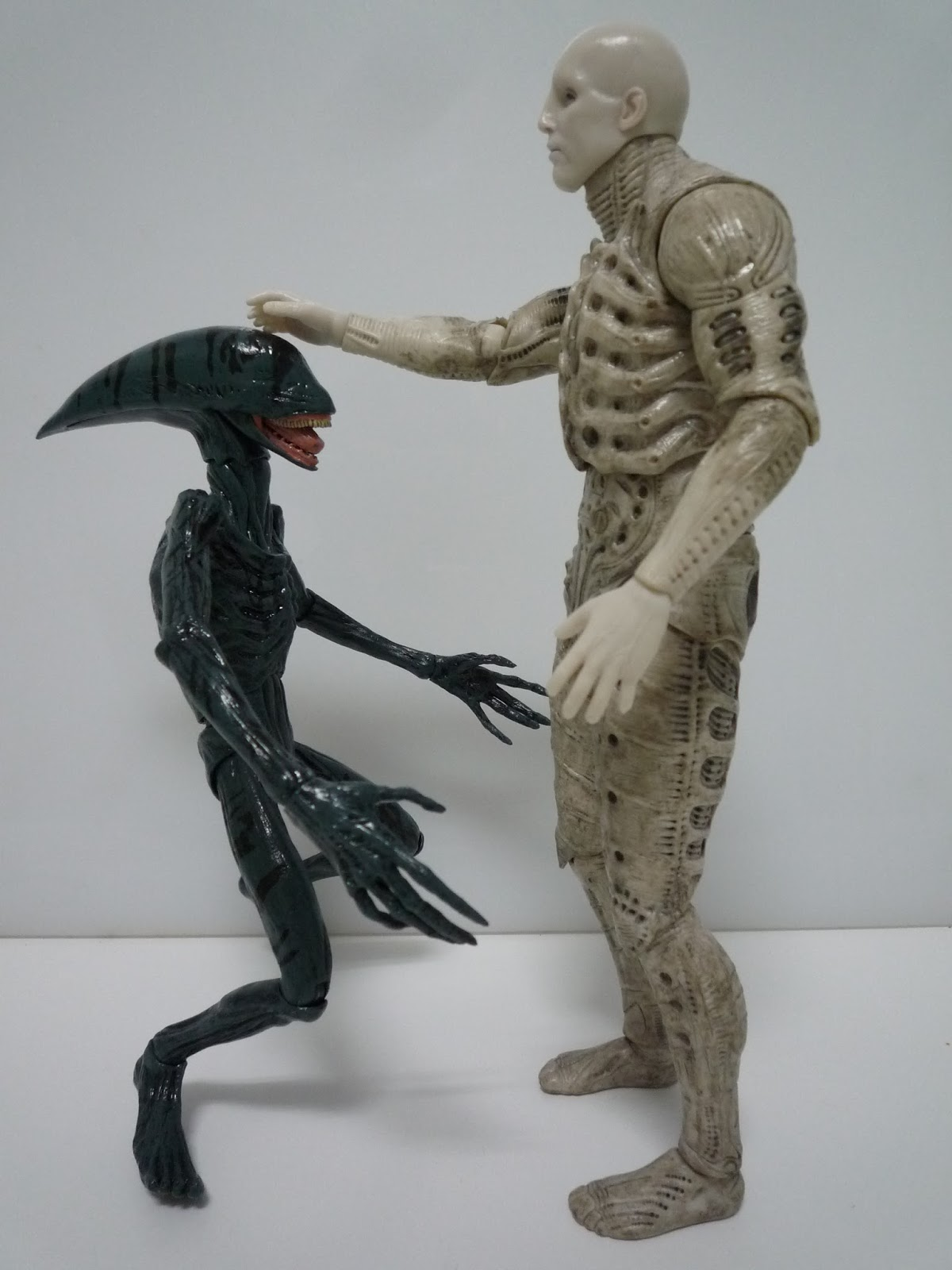 List of Synonyms and Antonyms of the Word: neca deacon alien