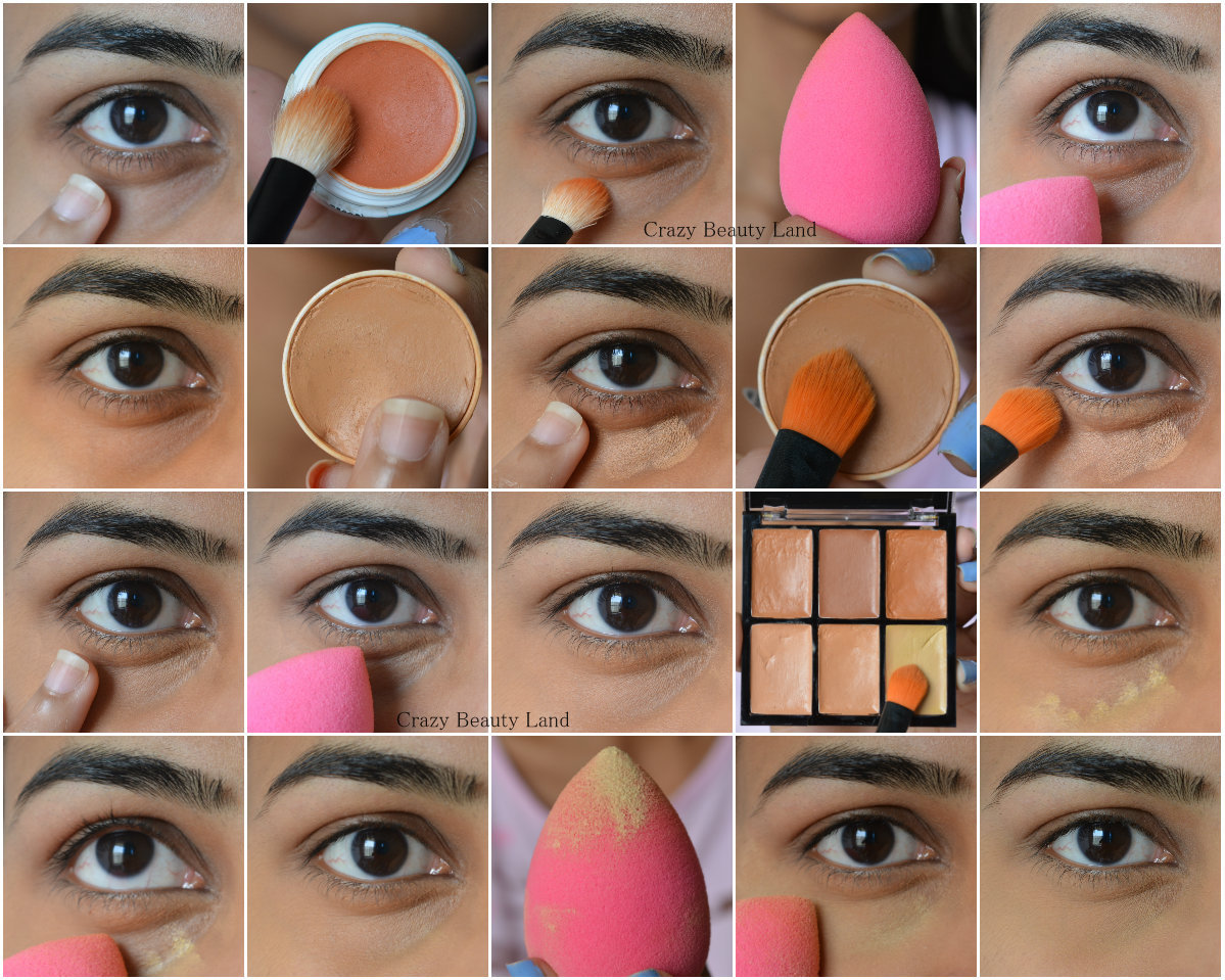 Banish Those Under Eye Circles And Discoloration With This Easy Concealer Tutorial It S So