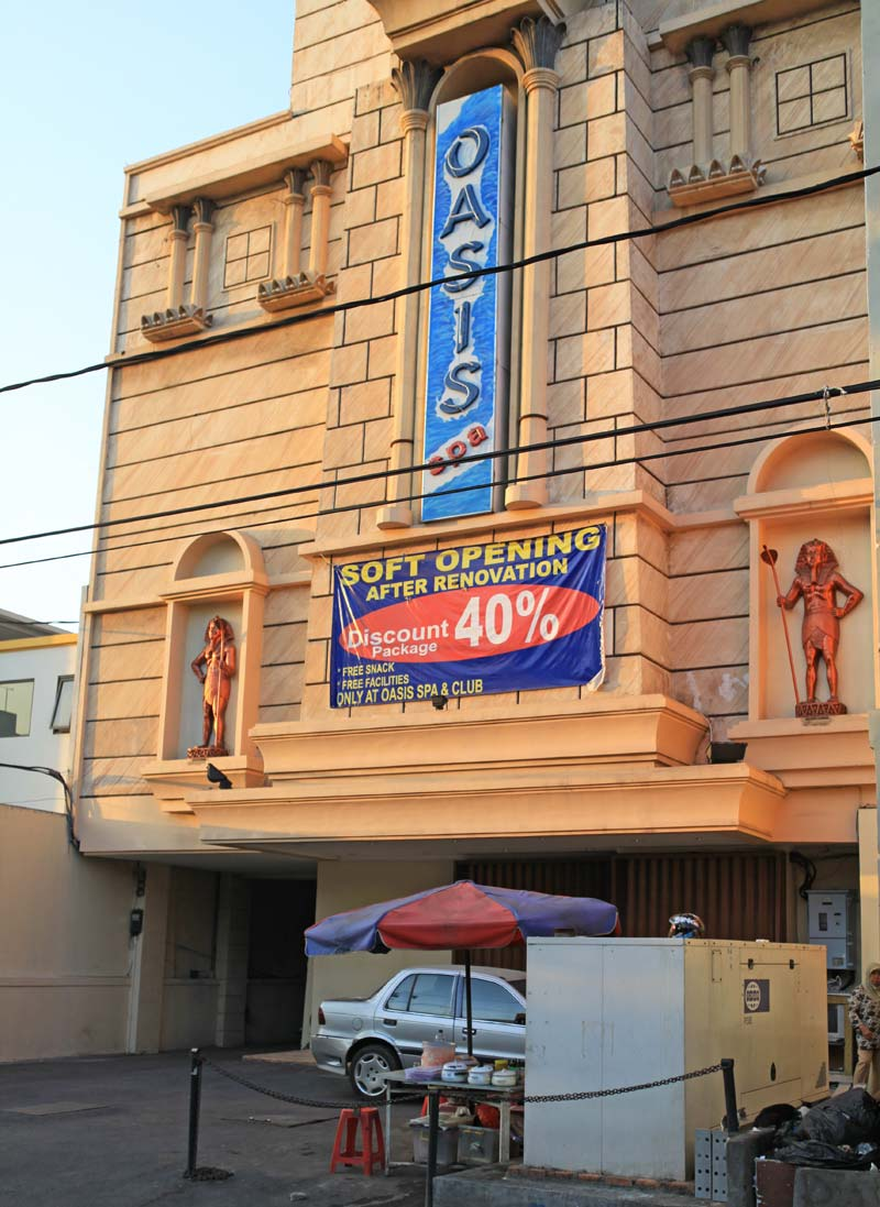 Oasis Spa Soapy Massage Jakarta Panti Pijat Alamat Mangga Besar Soapie Massage Jakarta Jakarta100bars Nightlife Reviews Best Nightclubs Bars And Spas In Asia