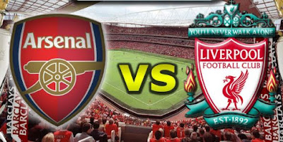 Prediksi Arsenal vs Liverpool 23 Desember 2017