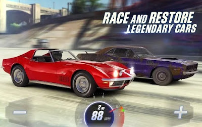 CSR Racing 2 Apk + OBB for Android Mobile