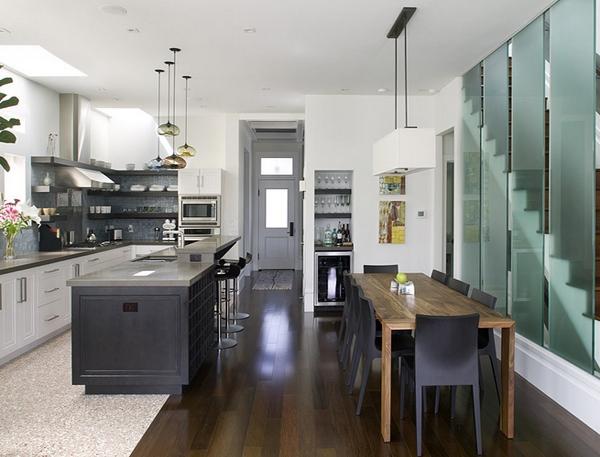 Dapur modern ala San Fransisco Modern