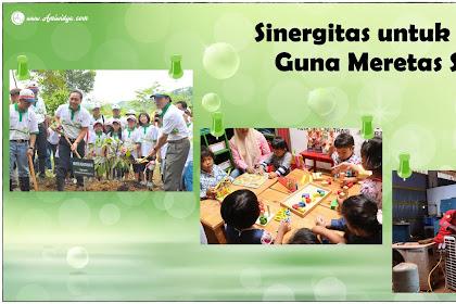 Sinergitas untuk Orientasi Guna Meretas Stigma 3T
