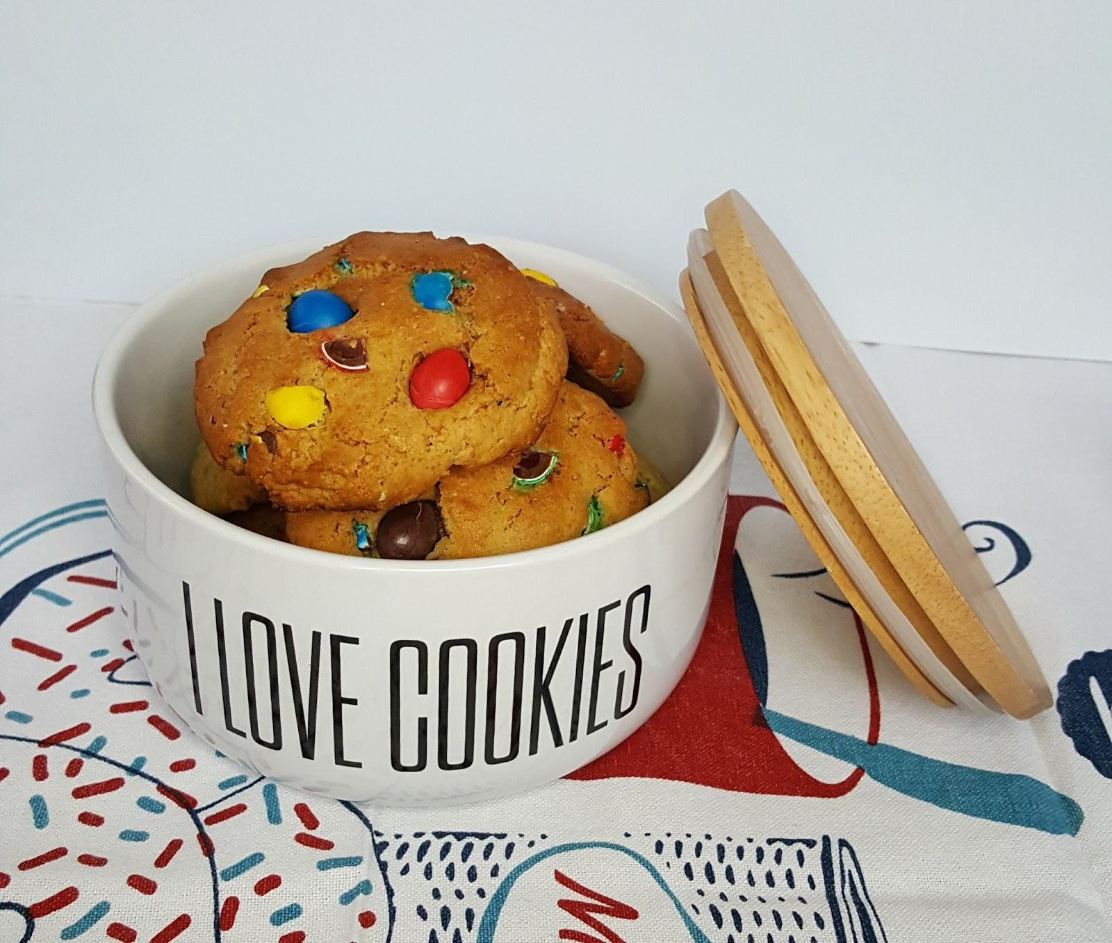 A d m nage en cuisine cookies beurre de cacahu te et m for Beurre en special cette semaine