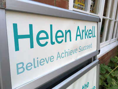 Helen Arkell Believe Achieve Succeed
