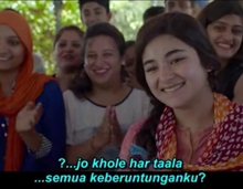 Download Secret Superstar (2017) BluRay 480p & 3GP Subtitle Indonesia