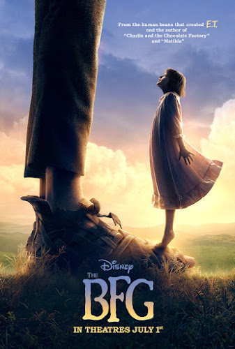The BFG (BRRip 720p Dual Latino / Ingles) (2016)