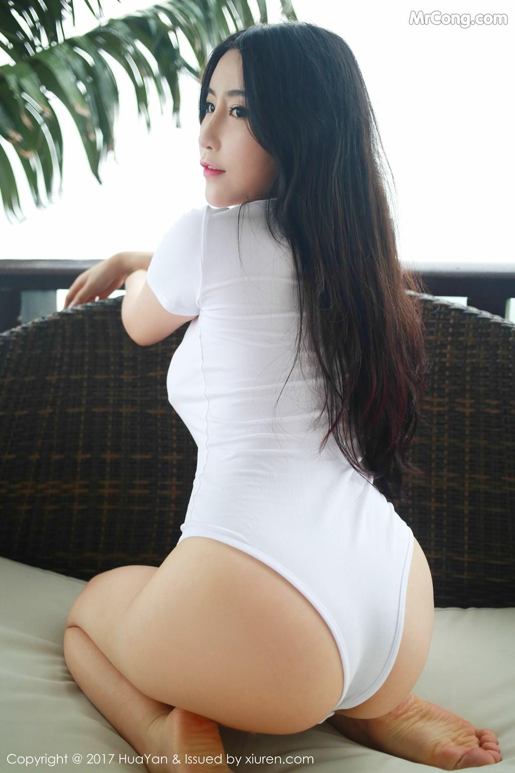 Image HuaYan-Vol.051-Sindy-Xie-Zhixin-MrCong.com-008 in post HuaYan Vol.051: Người mẫu Sindy (谢芷馨) (51 ảnh)