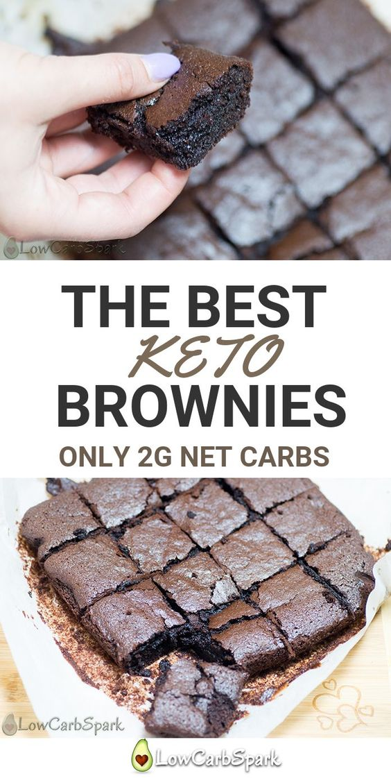 Best fudgy keto brownies – How to make rich keto brownie? Only 2g carbs