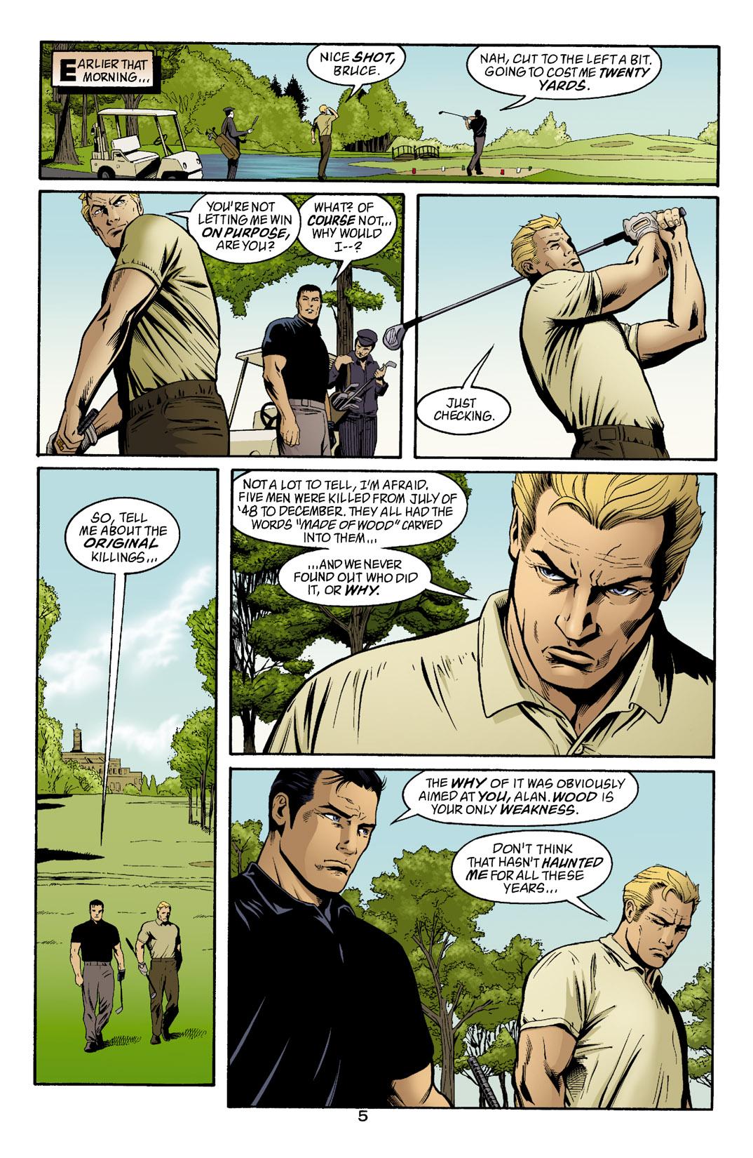 Detective Comics (1937) 785 Page 5