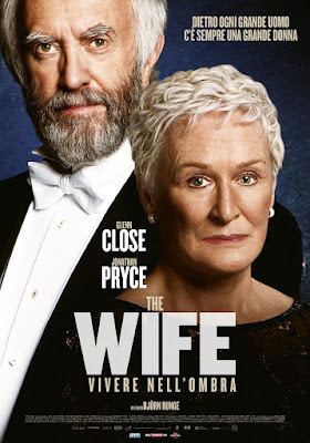 The Wife [2018] [DVD R1] [NTSC] [Latino]
