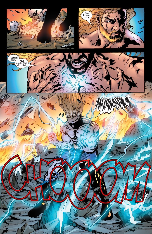 Thor (1998) Issue #67 #68 - English 21