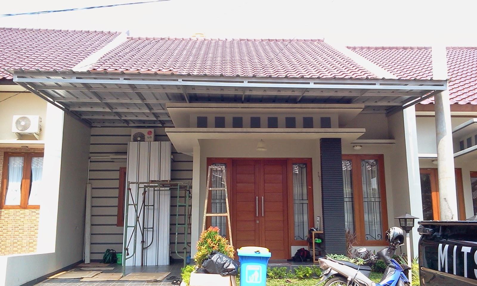 Bengkel Las Kanopi  Pagar Rolling Door di Malang Harga