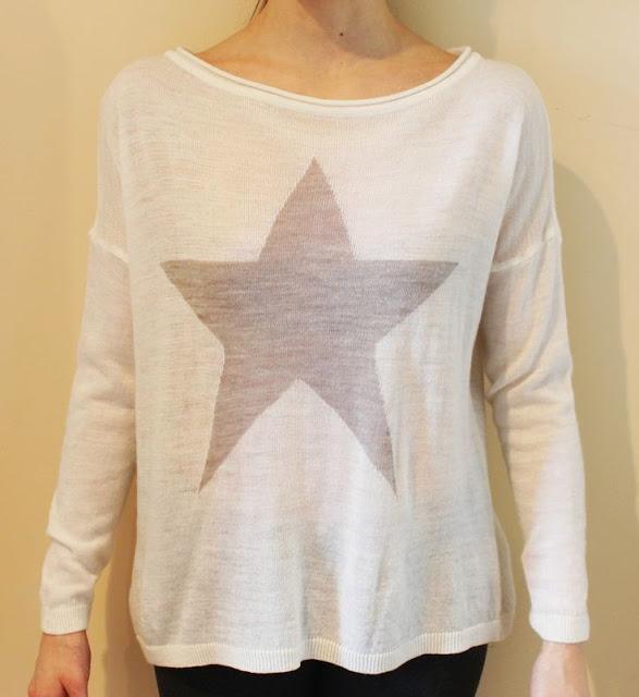 ropa con estrellas
