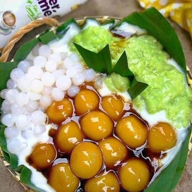 Resep Bubur Candil dari @dada.tastes