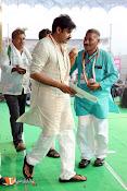 Pawan Kalyan at cheneta garjana-thumbnail-4