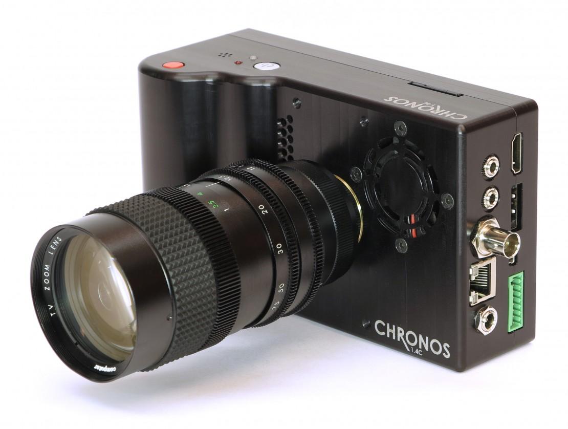 CineMasPod: Chronos la cámara de 21,500 FPS está por llegar