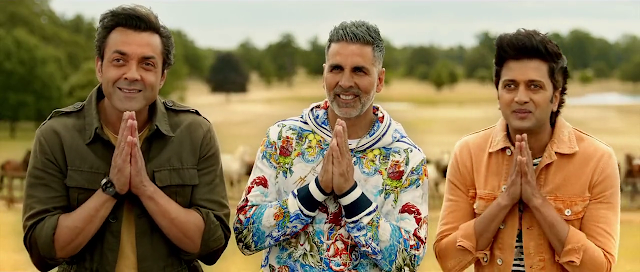 Housefull 4 (2019) Full Movie Hindi 720p HDRip ESubs Download