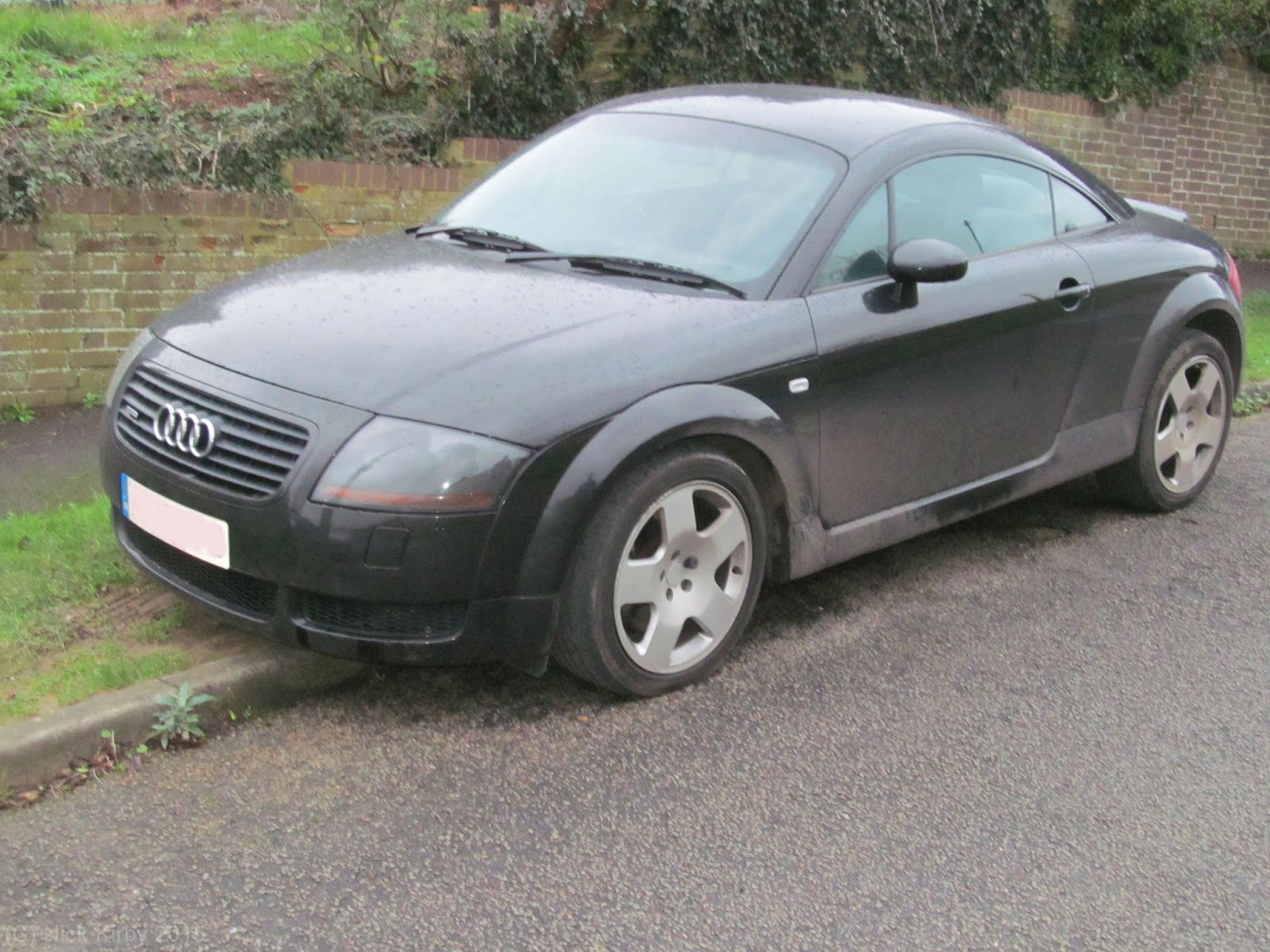 kirby 39 s car blog audi tt mk1 coupe drive. Black Bedroom Furniture Sets. Home Design Ideas